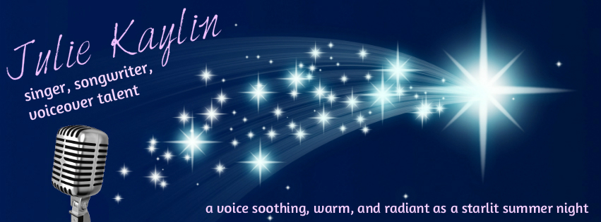 Julie Kaylin - Voiceover Talent - A Voice Soothing, Warm, and Radiant as a Starlit Summer Night